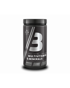 Bull's All Out The Total Multivitamin & Minerals