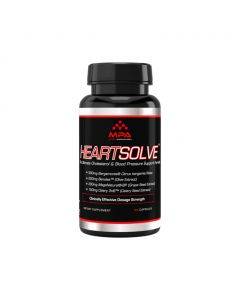 """MPA Supplements - """"HeartSolve™"""" - Blood Pressure & Cholesterol Support"""