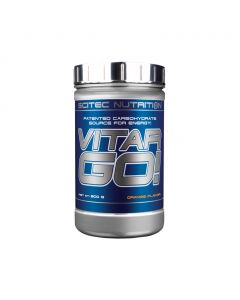 """Scitec Nutriton - """"VitarGO!"""" - Patented Carbohydrate Source For Energy"""